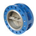 Dual-Plate Double Flange